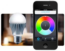 light bulbs controlled by iphone control the light bulb of the future with your iphone apple gazette
