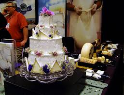 Wedding Cake Display Dutchbaby Wordless Wednesday Cheese