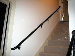 how to design a basement stair handrail brendaselner basement ideas