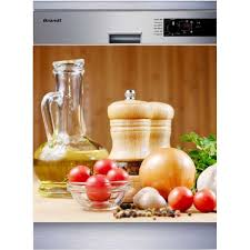 vaisselle de cuisine autocollant pour lave vaisselle cuisine