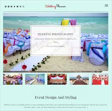 Wedding Planner Websites 10 Best Wedding Planners Wordpress Themes 2016 Inkthemes