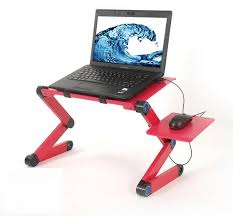 Bed Laptop Desk Multifunction Portable Laptop Table Portable Folding Laptop Desk
