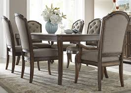 7 Piece Dining Room Sets Liberty Furniture Amelia Dining 7 Piece 90x42 Dining Room Set