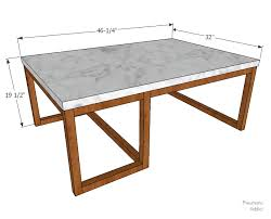 Nesting Coffee Tables Pneumatic Addict Three Way Nesting Coffee Tables Building Plans