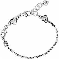 black heart bracelet images Abc heart slide bracelet holders jpg