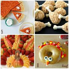 20 ideas for a classroom thanksgiving feast in the works