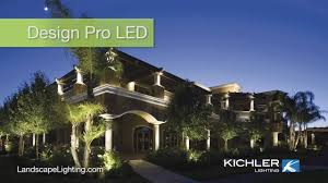 Kichler Landscape Lights Kichler Design Pro Led Landscape Lighting Endorsed By Property