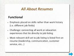 chrono functional resume definition in french esl resources irving tx official website city of irving