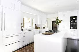 kitchen design ideas best granite for white cabinets black and