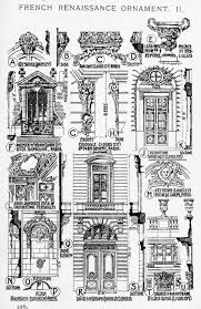 renaissance ornament exles a history of architecture on