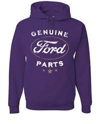 ford logo genuine ford parts hoodie distressed ford logo sweatshirt ebay