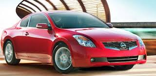 Nissan Altima Coupe Red Interior 2008 Nissan Altima Coupe Overview Cargurus