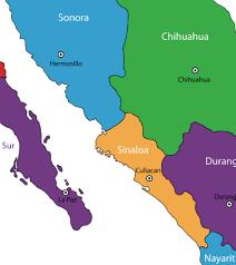 sinaloa mexico map sinaloa mexico mazatlan culiacan tourist cities mexico go gringo
