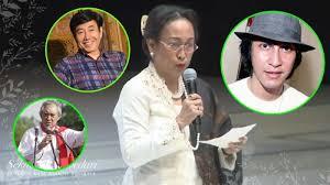 Puisi Sukmawati Puisi Sukmawati Soekarnoputri Tuai Kecaman 3 Anggota Keluarga