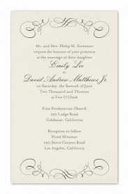 wedding invite verbiage formal wedding invitation wording marialonghi