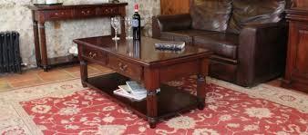 mahogany coffee table with drawers baumhaus la roque coffee table la roque coffee table reading