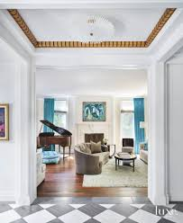 tour a chicago art deco home with gold touches luxe interiors