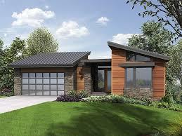 walkout house plans 034h 0223 modern mountain house plan offers walkout basement