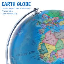 earth globes that light up 3 in 1 world globe led constellation map night light usa toyz