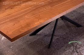 Solid Mahogany Dining Table Hardwood Table Tops Custom Made For Restaurant And Home