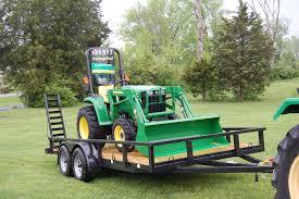 john deere tractor packages