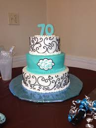 70th birthday party cake ideas image inspiration of cake and