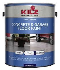 amazon com kilz 1 part epoxy acrylic interior exterior concrete