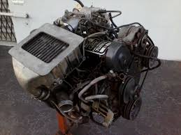 1985 5 mustang svo mustang svo turbo engine complete 84 86 ford motor ranger