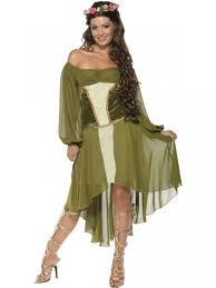 Female Robin Halloween Costume Ladies Robin Hood Fair Maiden Costume