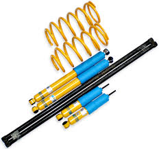 land cruiser lift kit bilstein 4wd 4x4 suspension lift kit fits toyota landcruiser 100