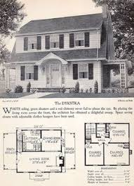 Dutch Colonial Home Plans 1925 American Builder Magazine House Plans Colonial Revival