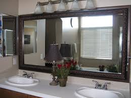 Frame Bathroom Mirror Kit by The Kitchen Denver Menu
