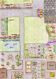 Planning Garden Layout by Garden Happenings Spring Has Sprung Summer Been Suggested Planning