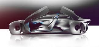 bmw supercar concept bmw vision next 100 concept focuses on alive geometry and