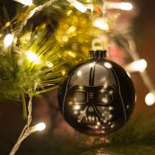 press release official star wars christmas ornaments baubles