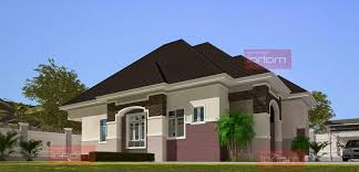 one story bungalow house plans one story house plans in nigeria luxury 3 bedroom bungalow house