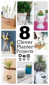 Challenge Flower Pot Diy Egg Cup Planters