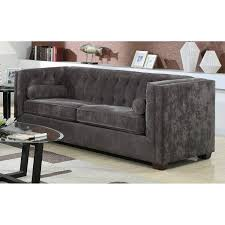 chesterfield sofa beds ch transitional chesterfield sofa with track arms