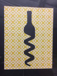wine bottle svg wine bottle corkscrew svg png and studio3 cut files for