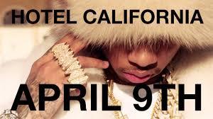 california photo album tyga hotel california album april 9th 2013 official trailer
