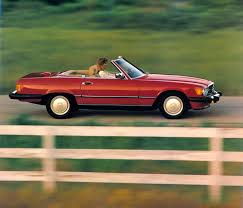 convertible mercedes red a lyrical history of the mercedes convertible the drive
