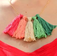 tassel necklace make images How to make a tassel necklace hobbycraft blog jpg