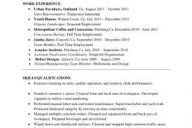 certified nursing assistant resume objective barista coffee