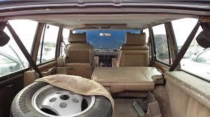 range rover van junkyard find 1990 range rover
