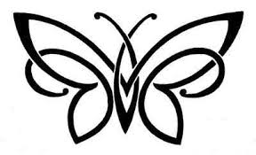 celtic butterfly tattoos butterfly
