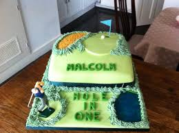 golfing birthday cake cakes by clare chandler