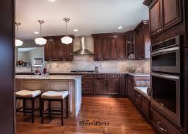 Kitchen Cabinets Columbus Ohio Rosewood Saddle Windham Door Kitchen Cabinets Columbus Ohio