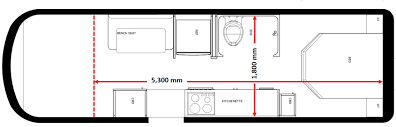 26 fantastic bus motorhome layouts agssam com