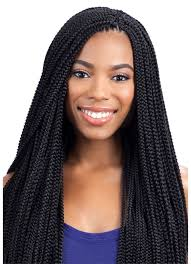 medium box braids with human hair small medium box braids