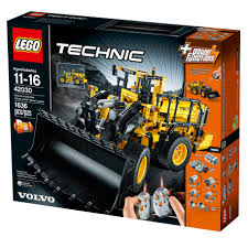 lego technic and volvo partner for the first time to create